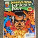 Fantastic Four  Domination Factor Vol. 1 No. 3 Jan 2000