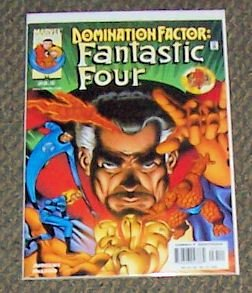 Fantastic Four  Domination Factor Vol. 1 No. 3 Jan 2000