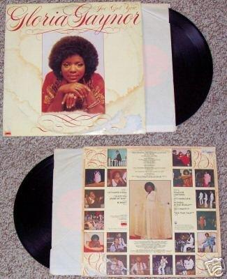 Gloria Gaynor I've Got You Music Record Album LP 33