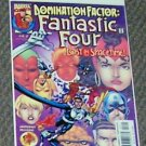 Fantastic Four Lost In Spacetime Vol. 1 No. 4 Feb 2000