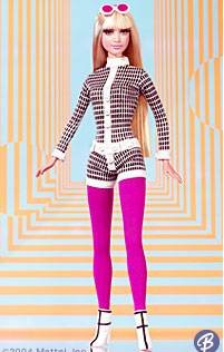 Barbie® NOD FOR MOD GOLD LABEL Fan Club Exclusive
