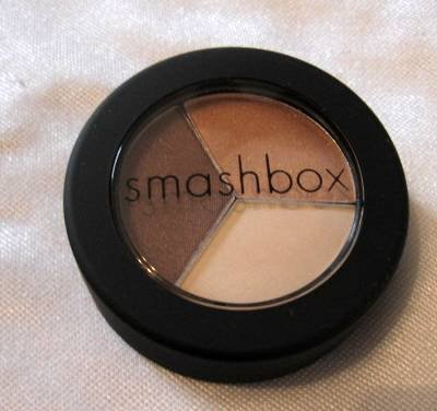 SMASHBOX EYE SHADOW TRIO ART DIRECTOR Gold Cream Brown