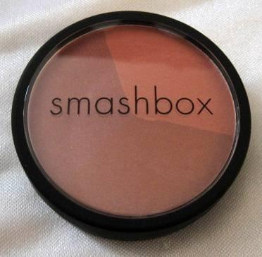 SMASHBOX BLUSH Trio Lights Up 3 Rose Bronze Peach NEW!
