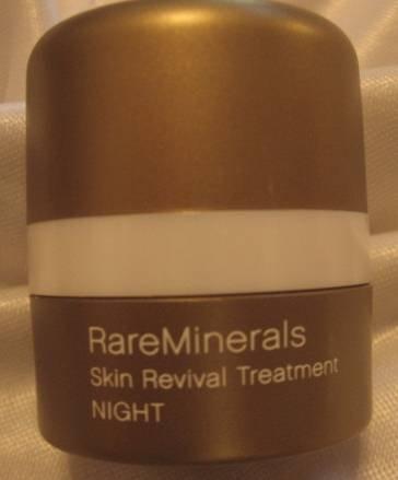 Bare Escentuals RareMinerals SKIN REVIVAL TREATMENT Medium