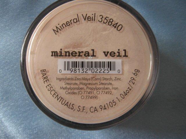 Bare Escentuals Minerals MINERAL VEIL XLRG SIZE 29.6g!