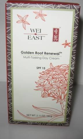 WEI EAST Golden Root Renewal Multi-Tasking Day Cream !!