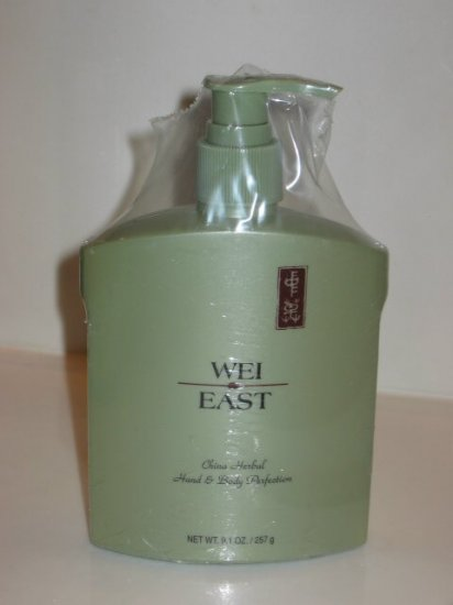 WEI EAST China Herbal Hand & Body Perfection LARGE SIZE!