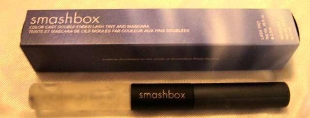SMASHBOX Color Cast DOUBLE ENDED Lash Tint & Mascara