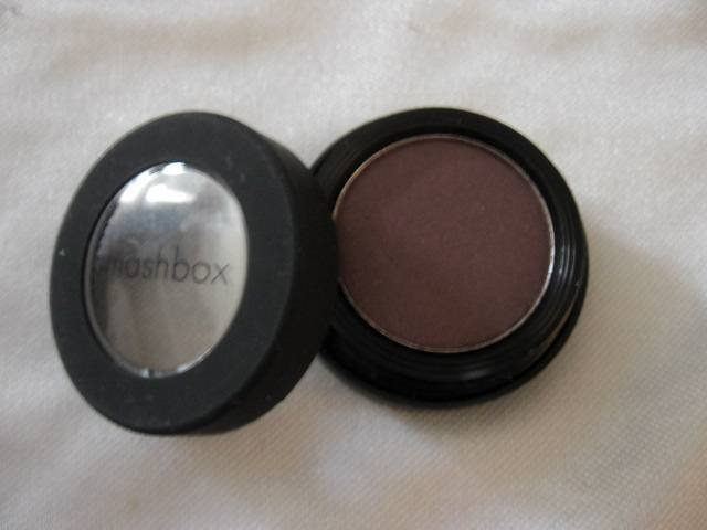 SMASHBOX EYE SHADOW Taupe Two Eggplant Shimmer NEW!
