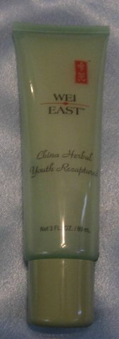 WEI EAST China Herbal  Youth Recaptured! HUGE 3  oz!!