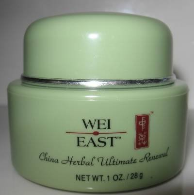 WEI EAST CHINA HERBAL Ultimate Renewal Cream 1 oz