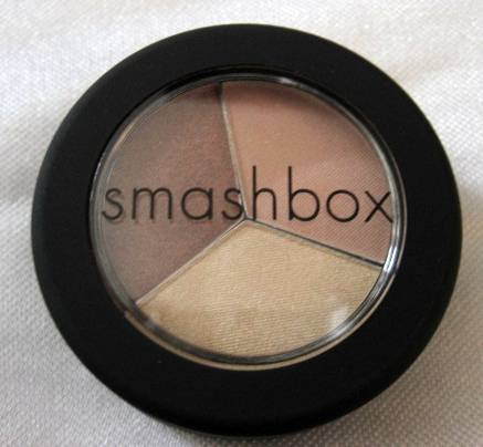 SMASHBOX Eye Shadow Trio ALL ACCESS Gold Pink Bronze