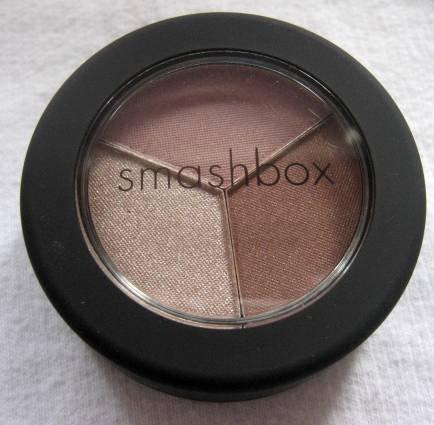 SMASHBOX EYE SHADOW TRIO Smashing Publisher Taupe Rose+
