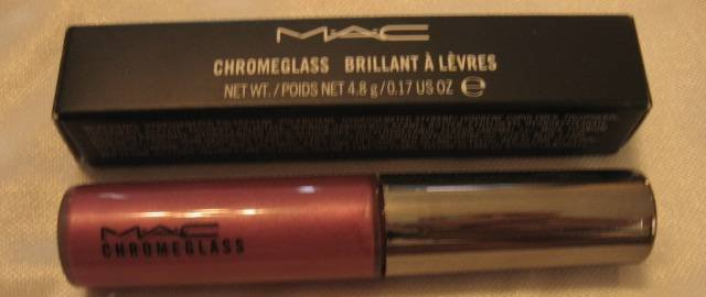 MAC Chromeglass Lip Gloss ALREADY FAB!  NEW IN BOX!