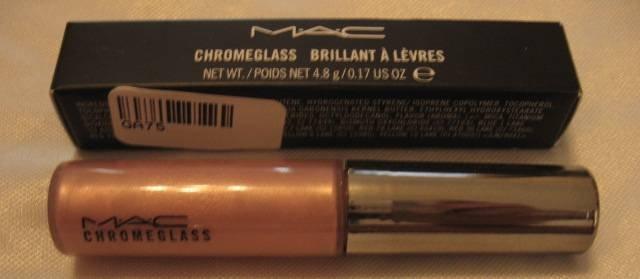 MAC Chromeglass Lip Gloss CHROMALIVING!  NEW IN BOX!