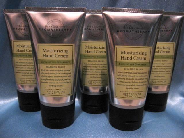 Bath & Body Works EUCALYPTUS SPEARMINT Hand Cream 5 $60
