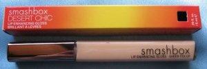 SMASHBOX Lip Gloss in DESERT CHIC SAND New & Boxed
