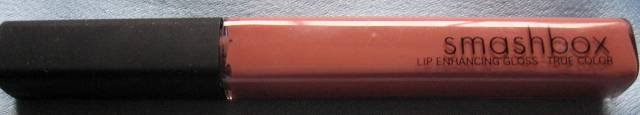 SMASHBOX Lip Gloss in A-LISTER Creamy Rose BIG!