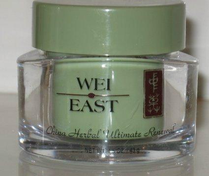 WEI EAST CHINA HERBAL Ultimate Renewal Cream BIG 1.5 OZ