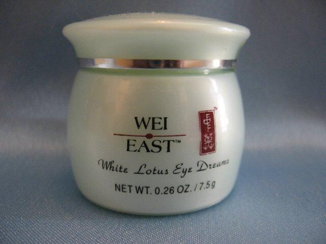 WEI EAST White Lotus Eye Dreams Cream 0.26 oz NEW