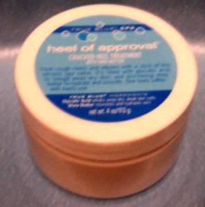 Bath Body Works TRUE BLUE SPA Heel of Approval Cracked Heel Cream
