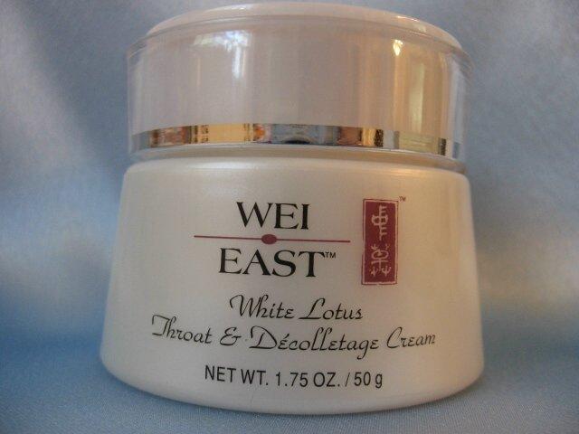 WEI EAST White Lotus Throat and Decolletage Cream 1.75 Oz