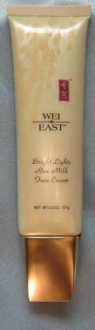 WEI EAST BRIGHT LIGHTS Rice Milk Face Cream 2oz BIG!