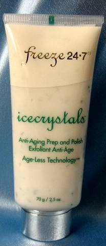FREEZE 24/7 Ice Crystals Anti-Aging Prep and Polish 2.5 oz.