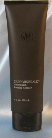 SERIOUS SKIN CARE Capo Minerale Rich Foaming Cleanser