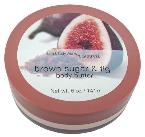 Bath and Body Works Brown Sugar & Fig Body Butter
