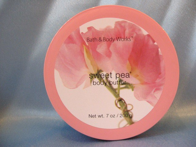 Bath and Body Works Sweet Pea Body Butter