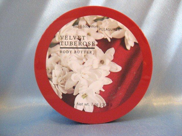 Bath and Body Works Velvet Tuberose Body Butter