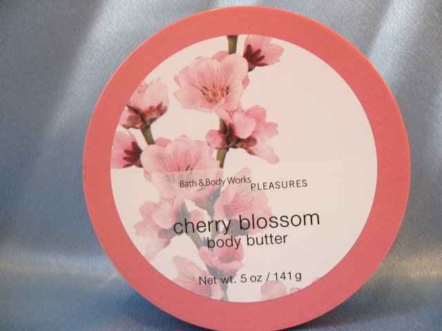 Bath and Body Works Cherry Blossom Body Butter