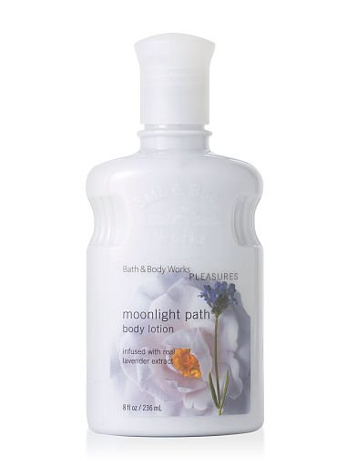 Bath & Body Works Signature Collection MOONLIGHT PATH Body Lotion