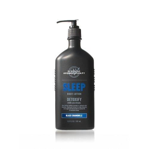 Bath & Body Works Aromatherapy Sleep Detoxify Black Chamomile Body Lotion