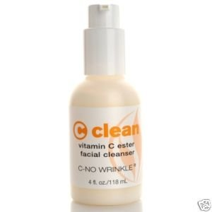 Serious Skin C Clean esters cleanser 4 oz NEW