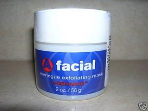 Serious Skin Care A-Facial Meringue Exfoliating Mask