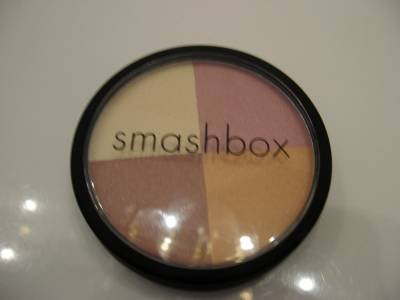 SMASHBOX Soft Lights Quad ~ AGLOW ~ New Large *RV $30