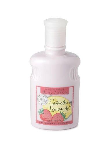 Bath & Body Works Signature Collection Strawberry Lemonade Body Lotion