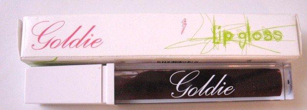 Bath & Body Works Goldie Gloss in Velveteen.  RARE!!