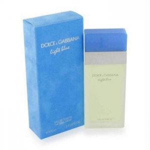 Light Blue by Dolce & Gabbana for Women Eau de Toilette Spray 3.4 oz