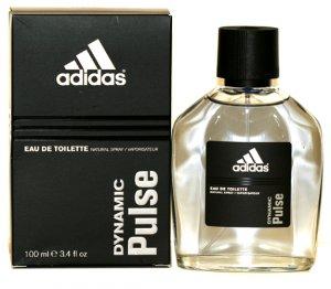 Adidas Dynamic Pulse By Adidas for Men EDT Spray 3.4 oz