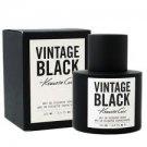 Kenneth Cole Vintage Black for Men EDT Spray 3.4 oz