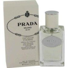 Prada Infusion d'Homme by Prada EDT Spray 1.7 oz