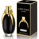 Lady Gaga Fame Black Fluid by Lady Gaga for Women EDP Spray 3.4 oz