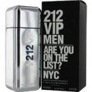 212 VIP by Carolina Herrera for Men EDT Spray 3.4 oz