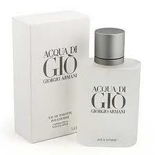 Acqua Di Gio by Giorgio Armani for Men EDT Spray 3.4 oz