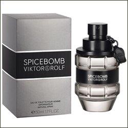 Spicebomb by Viktor & Rolf for Men EDT Spray 1.7 oz