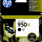 HP - 950XL High-Yield Ink Cartridge - Black
