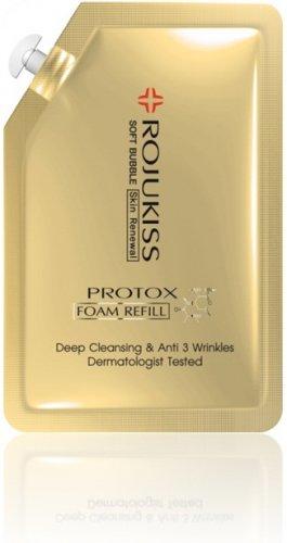 ROJUKISS Protox 3 Wrinkle Solutions Bubble Cleansing Foam Refill